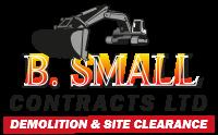 B Small Contracts Ltd | Demolitions | High Reach Demolitions | Asbestos Removal